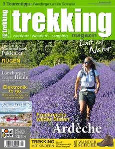 Trekking-Magazin Ausgabe 4-13