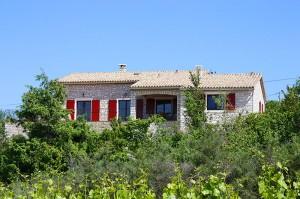 Ferienhaus an der Ardèche in Orgnac L'Aven