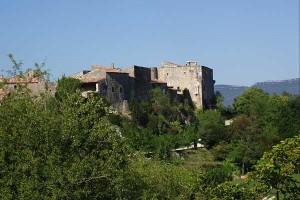 Château des Roure in Labastide de Virac