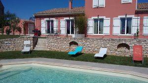 Ferienhaus für 6 Personen mit Poolbenutzung und privater Terrasse in Orgnac-l'Aven